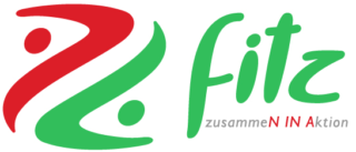 Logo fitz, fit-zusammen, zusammeN IN Aktion